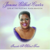 Album Inside A Silent Tear by Janine Gilbert-Carter
